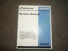 Motorcycle Manuals & Literature Vehicle Parts & Accessories HONDA ...