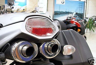 Heckleuchte Rücklicht Glas weiss klar BMW R1100 S F650 CS Scarver clear lens