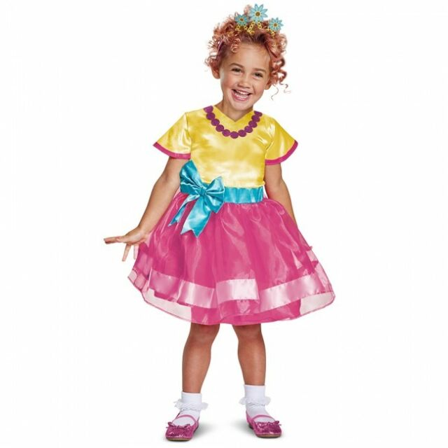 Disguise Wild West Cutie Toddler Costume 3T-4T