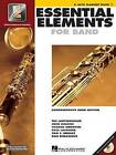 Essential Elements for Band - Eb Alto Clarinet Book 1 with Eei by Various (Mixed media product, 1999)