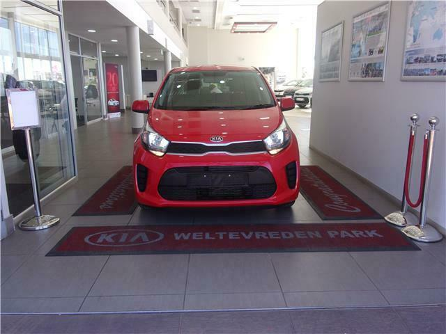 METALLIC SHINY RED KIA  with 50km available now!