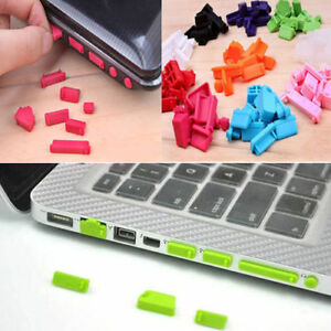 39X-Protective-Port-Cover-Silicone-Anti-Dust-Plug-Stopper-for-Laptop-Notebook-HG