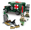 Sembo Building Blocks Krieg Krankenwagen Armee Figur Toys Model Gifts Kid 368pcs
