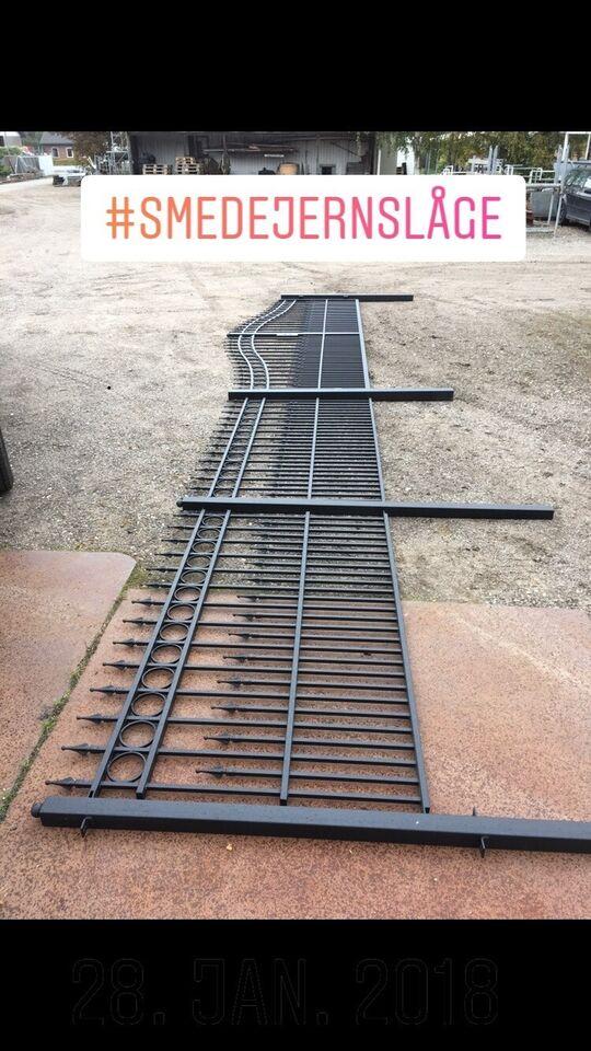 Smedejernsport, Newline, b: 200 cm h: 130 cm