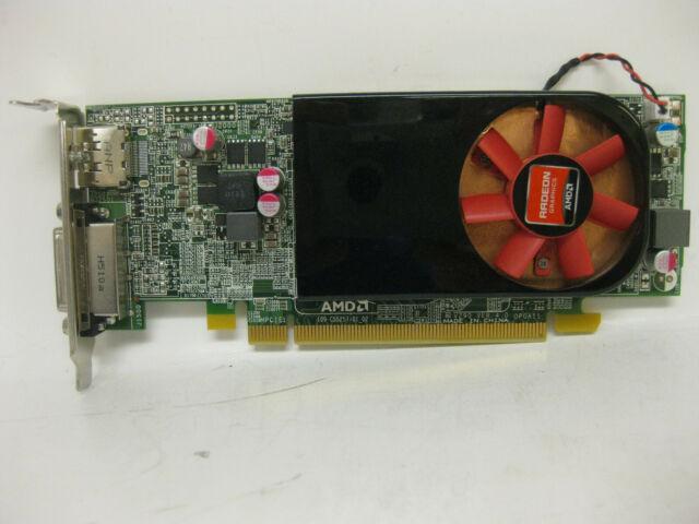 0FDT1K AMD Dell Radeon R7 250 2GB DDR3 PCI-e x16 Low Profile Video Card DP  DVI