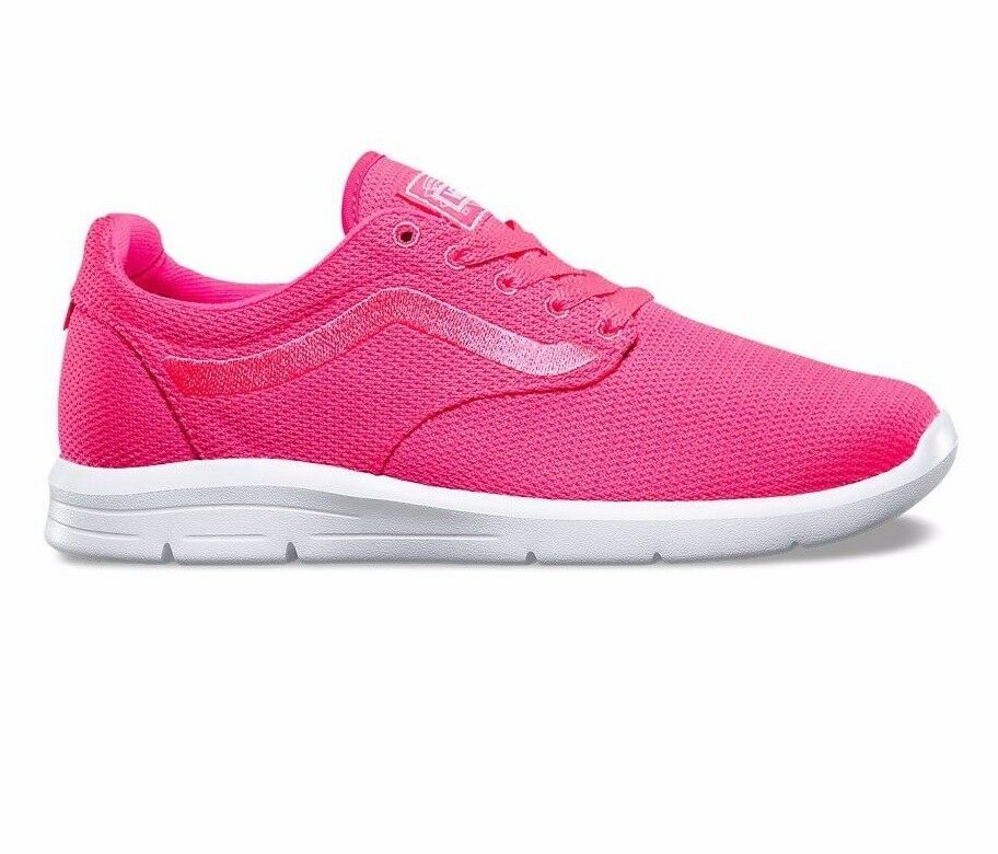 VANS ISO 1.5 (Mesh) Knockout Pink 7 UltraCush Trainer Schuhes WOMEN'S 7 Pink 09c68b