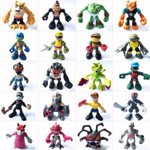 TMNT Half-Shell Heroes Teenage Mutant Ninja Turtles Collection Figure Boy Toy