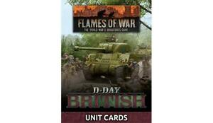 FLAMES OF WAR D-DAY BRITISH BOOK FW264