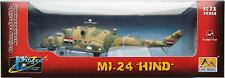 "EASY Model-mi-24 ""Hind"" Helicopter/Elicottero Air Force Iraq 1:72 Nuovo/Scatola Originale"
