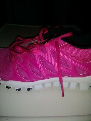 Ladies Reebok Fusetie pink \u0026 white