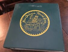 1960?s 1970?s Book Of 283 New Orleans Mardi Gras Doubloons Rex +++ Tokens