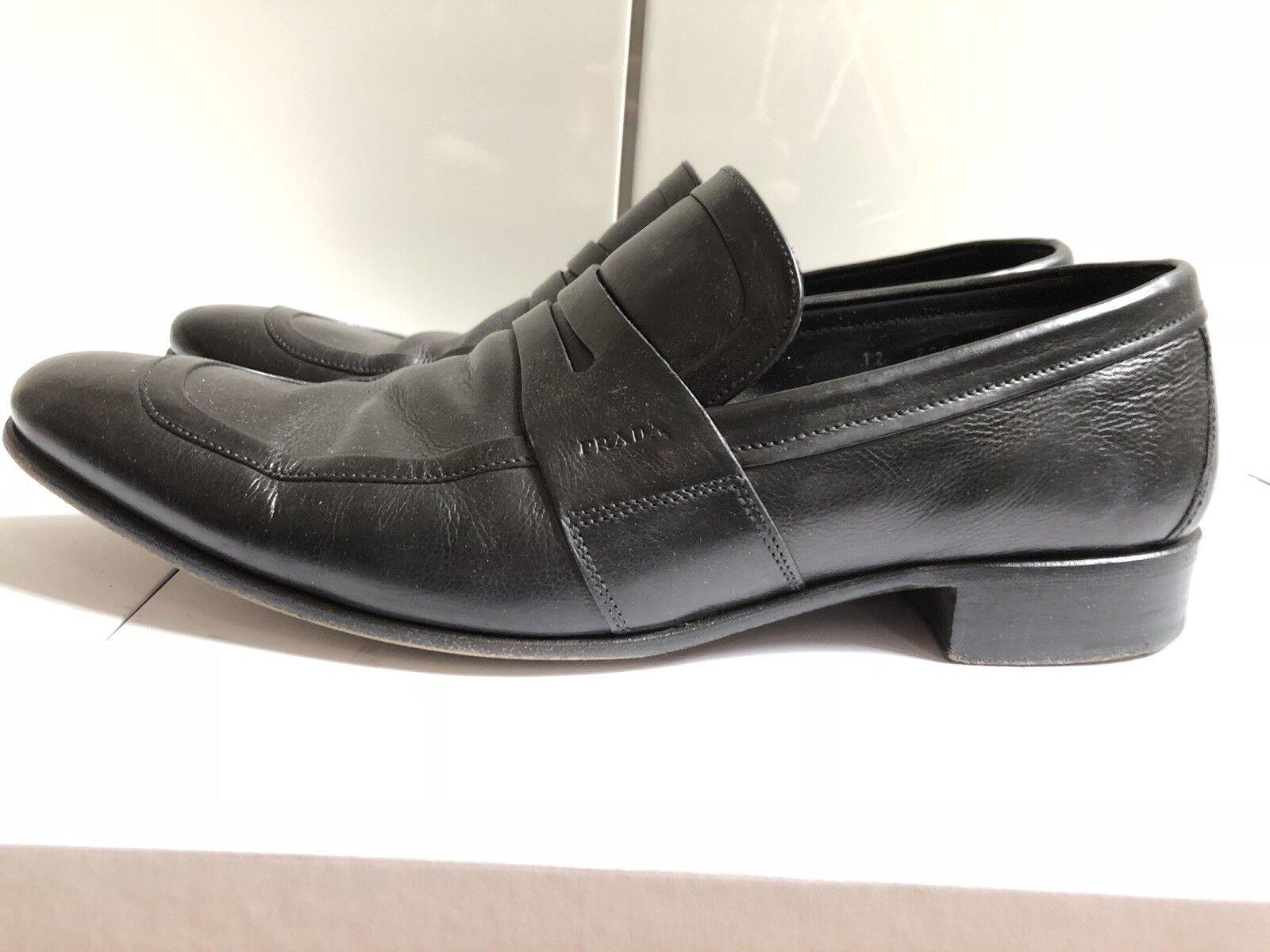 Billig slipper, gute Qualität Prada schwarz slipper, Billig Größe 43 a5a81e