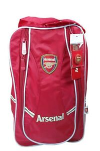14faf3486712 Details about Arsenal Authentic Official Licensed Soccer Shoe Bag 08