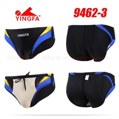 Neuf avec étiquettes Yingfa 9462-3 Professional Competition Racing Training Brief S Garçons 10-12 26