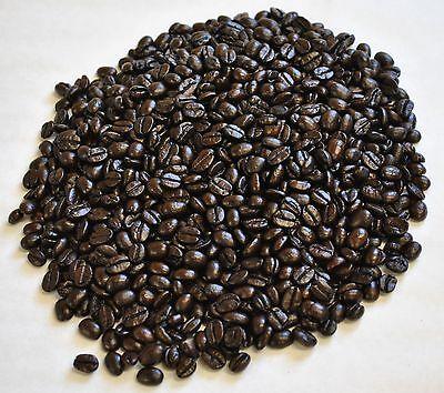 Drum Roasted Fresh DARK Italian Blend Coffee Whole Bean / Ground 100% ARABICA UK