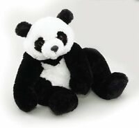 PurrFection 1706 Gansu - Panda Bear with Beanbag Plush