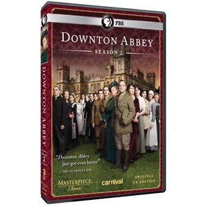 Downton-Abbey-Season-2-DVD-2012-3-Disc-Set-Original-UK-Edition