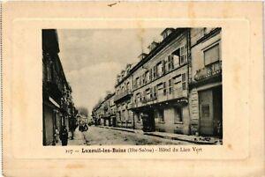 CPA-Luxeuil-les-Bains-Hotel-du-Lion-Vert-636746