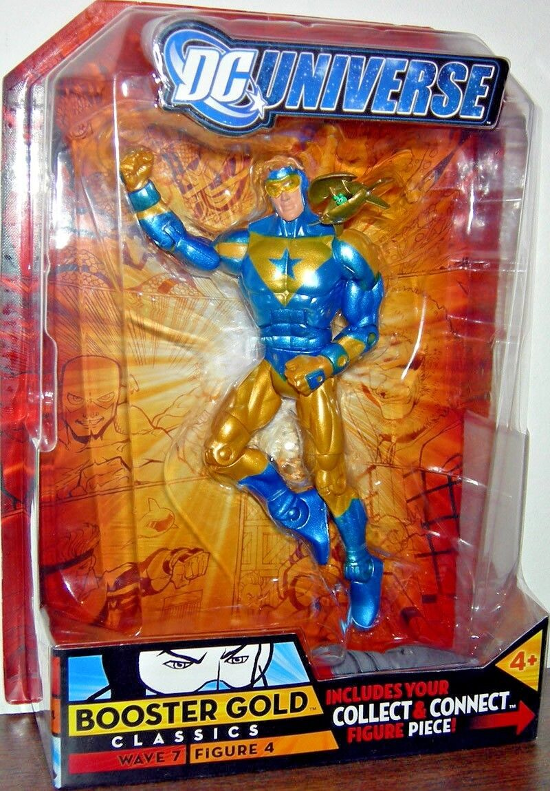 BOOSTER GOLD ( 6