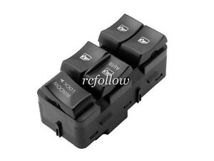 Power master window switch for buick rendezvous 02 05 for 2000 buick century window switch
