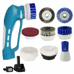 Brosse-electrique-nettoyant-universel-7-Nettoyer-Barbecue-Canape-Cuir-Sacs-Bain