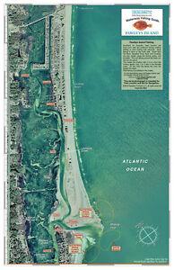 Pawleys Island Zip Code Map.Sealake South Carolina Pawleys Island Aerial Photo Fishing Map