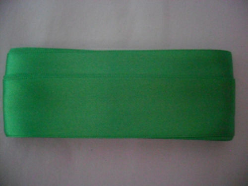 Ruban Satin Vert Mercerie Couture 25mm x 3m Neuf