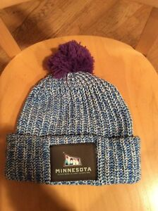c3942948b24 Minnesota Super Bowl LII 52 Host Committee Crew Beanie Knit Hat Love ...