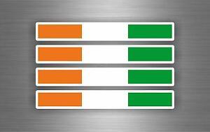 4x-Pegatina-autoadhesiva-coche-motorrad-stripes-bandera-tuning-cota-marfil