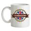 Made-in-Llanrhidian-Mug-Te-Caffe-Citta-Citta-Luogo-Casa miniatura 1