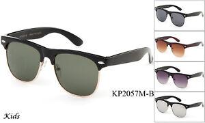Classic-Kids-Sunglasses-Vintage-Retro-Toddler-Lead-Free-100-UV-Boys-Girls