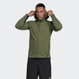 Details about New Adidas FreeLift Prime Training Hoodie Jacket XS sweatshirt shirt shoes tight