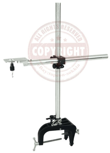 SPECTRA PRECISION 1017 MANHOLE MOUNT CLAMP,FOR PIPE LASER LEVEL,TOPCON,TRANSIT