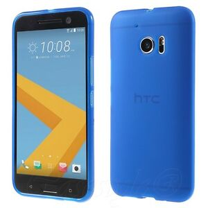 For-HTC-10-Phone-Silicone-TPU-Protective-Bumper-Case-Back-Cover-Gel-Rubber-Skin