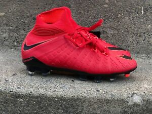 newest collection e7db5 bd54b Details about Nike Hypervenom Phantom 3 ACC FG Soccer Cleats - Size 4 -  882087 616
