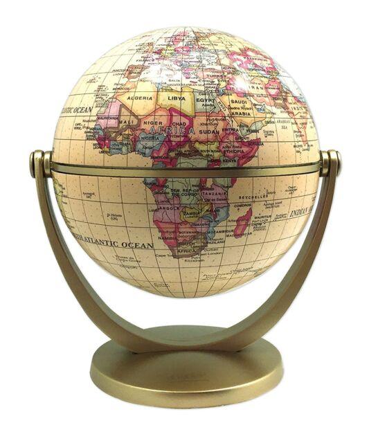 Exerz Small Dia 10cm Antique Globe