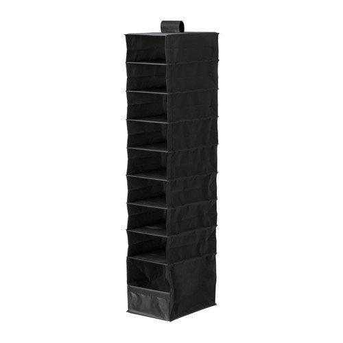 Awesome IKEA Hanging Organizer 9 Compartments 47 Black Closet Storage Accessory  Holder | EBay