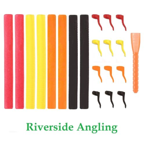 Zig Rig Kit Aligners Alignas Pop Up Foam Carp Fishing Terminal Tackle Zig Tool