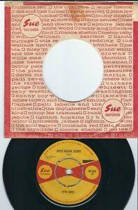 R&B / Soul - Etta James UK SUE WI-359 Good rockin daddy / Roll with me Henry ♫