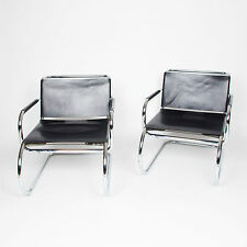 RARE Franco Albini Tecta Cassina 1933 Lounge Chairs Mies Knoll Marcel Breuer