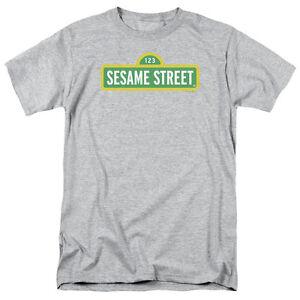 Sesame-Street-LOGO-Licensed-Adult-T-Shirt-All-Sizes