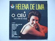 HELENA DE LIMA - O CEU QUE VEM DE VOCE LP 1962 BRAZIL JAZZ BOSSA FEMALE VOCAL