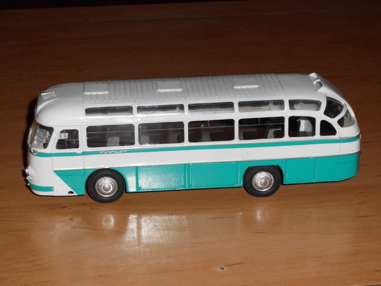 Bus laz-697e touriste, finoko, russe à la main modèle modèle modèle 1,43 850906