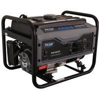 Pulsar G465GN 4650 Watt Gas Propane Portable Generator (Gray)