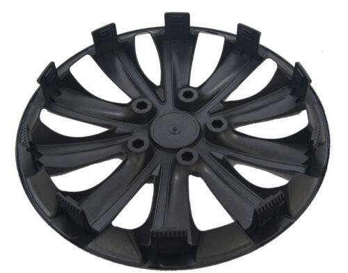 "4 x Wheel Trims Hub Caps 15/"" Covers fits Chevrolet Aveo Matiz Kalos"