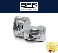 Cp Forged Pistons Rb26dett R32 R33 R34 Bore 86mm 8.5:1 Cr Sc7309