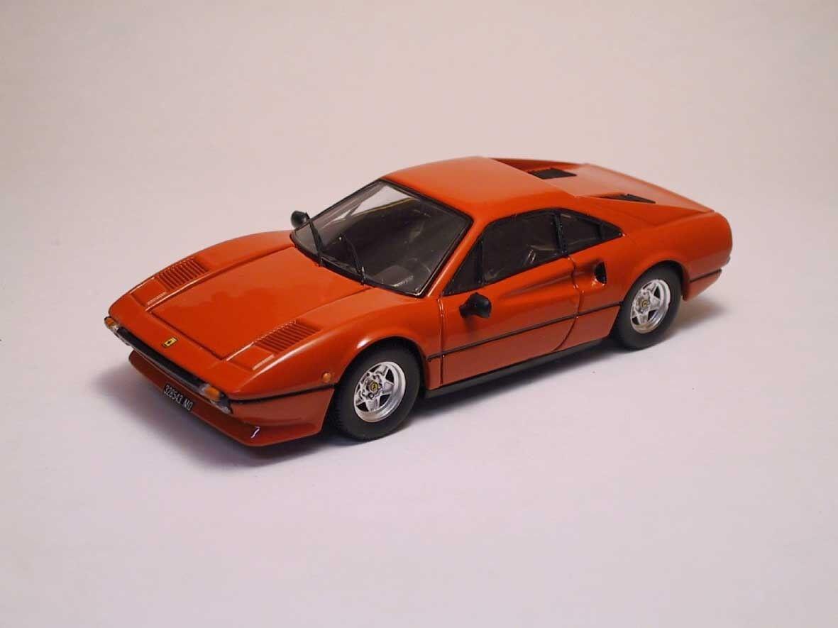 Ferrari 308 Gtb 1975 rojo 1 43 Model BEST MODELS