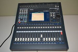 yamaha o3d digital mixer digital mixing console looks great 03d ebay. Black Bedroom Furniture Sets. Home Design Ideas