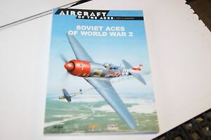 Avion Books Soviet Aces Of Ww2.-afficher Le Titre D'origine 9ydixwlg-07175719-166967831