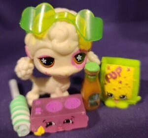Littlest Pet Shop POODLE #551 Hasbro LPS